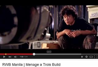RWB Manila Menage a Trois Build
