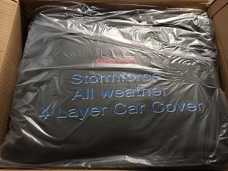 ポルシェ993用Cover-Zone_STORMFORCE