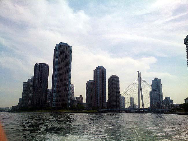 東京湾&隅田和クルージング♪
