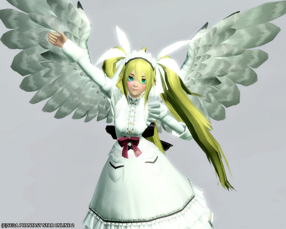 最近お気に入りの天使コーデ♪