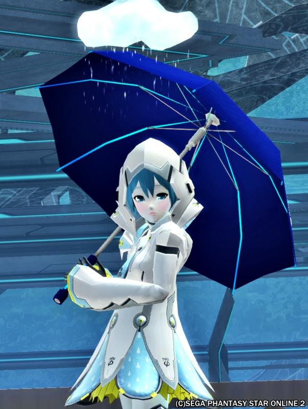 そろそろ梅雨の季節ですね(´ω`)雨