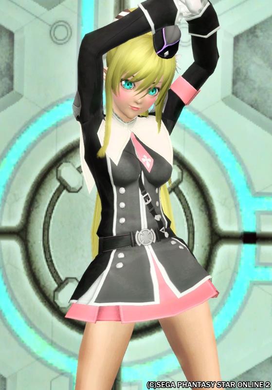 かわいい制服なマリオンF2