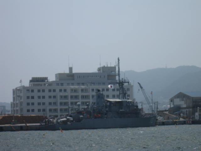 掃海艦 函館 の2