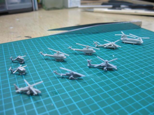 陸上自衛隊 ヘリコプター の3