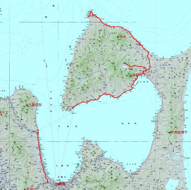 2015-5 下北半島
