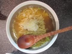 烈志笑魚油 麺香房 三く【壱四】-4