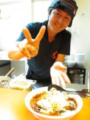 【新店】辛口ガチ味噌肉ソバ ひるドラ本店-14