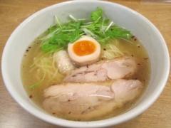 鶏そば 繁屋-14