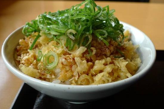 【速報】丸亀製麺 天かす丼 うどん出汁茶漬け付 お値段130円