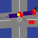 事故の状況