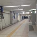高岡駅地下