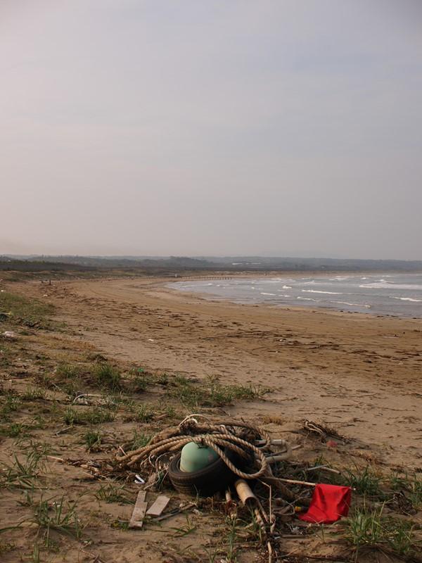 能登半島浜