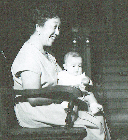 おばあさまと浩宮さま