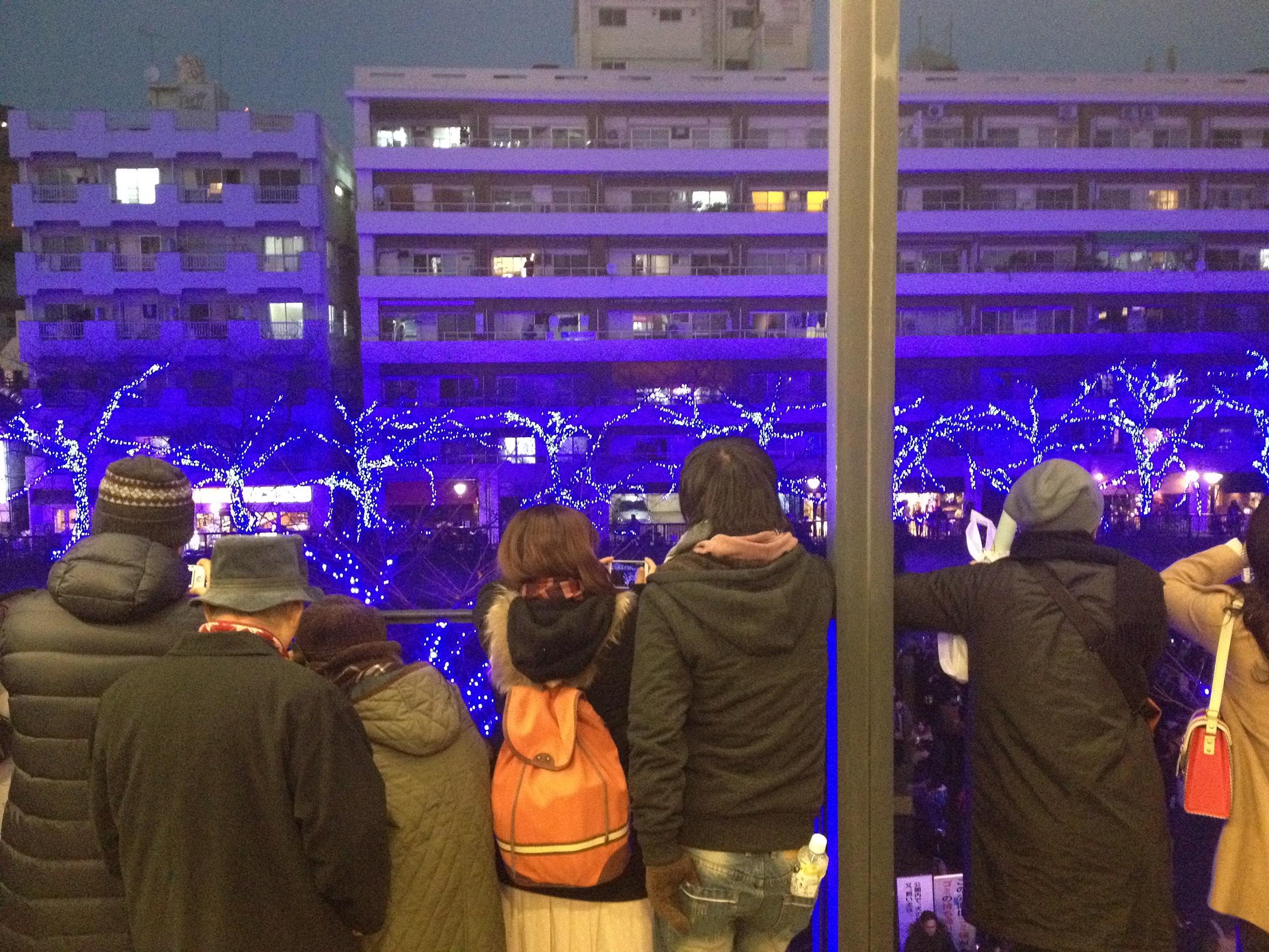 目黒川クリスマス・イルミネーション