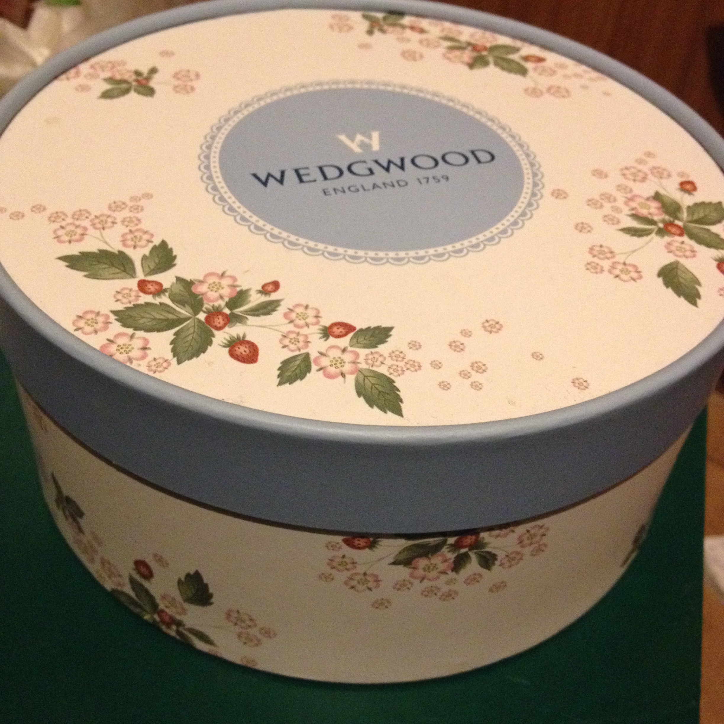 Wedgewood Tea