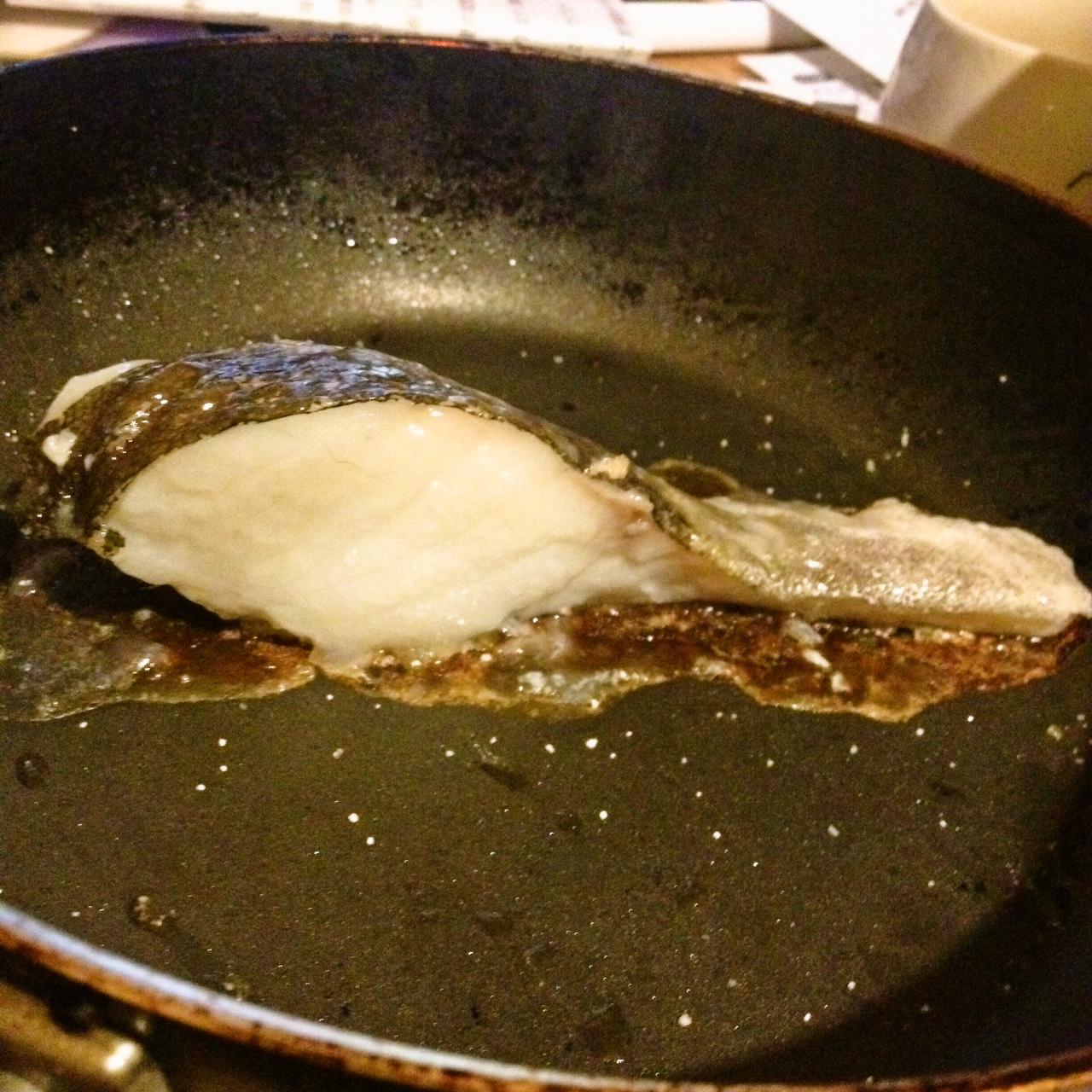 真鱈の塩糀焼き