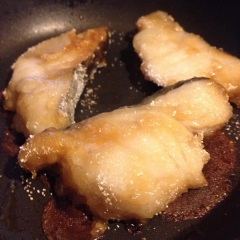 真鱈の醤油糀漬