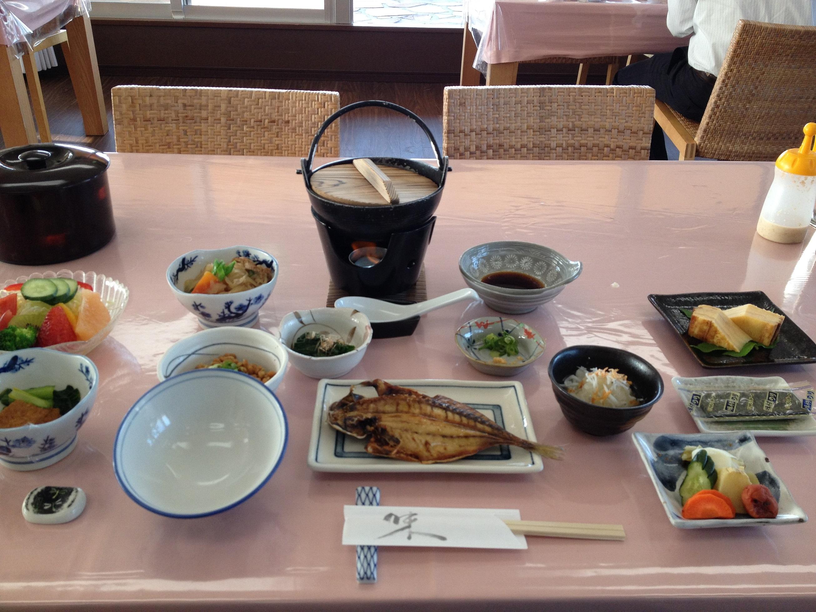 マーレ亀吉の朝御飯