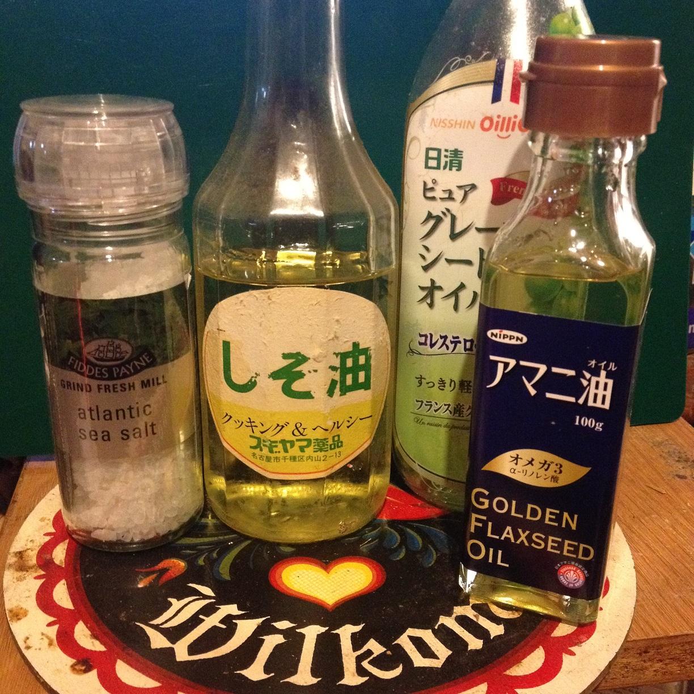 油Bros. with フィデス・ペイン海水塩