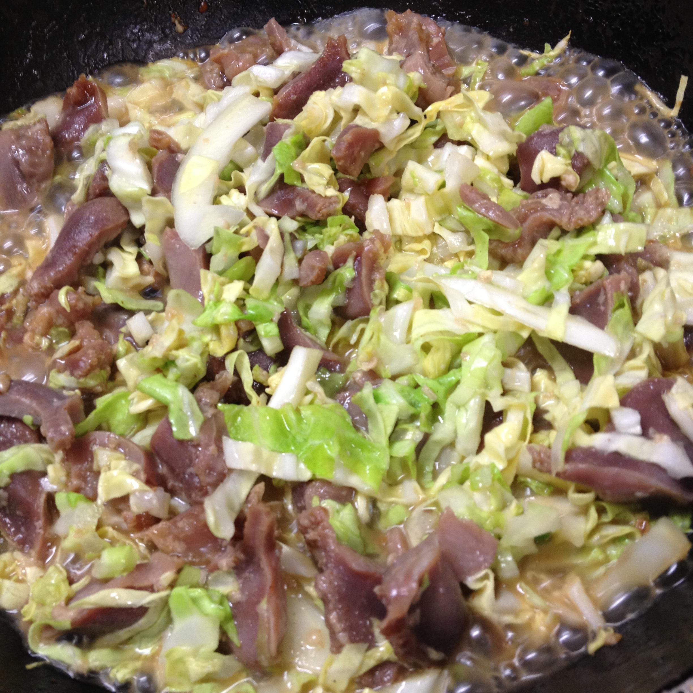 砂肝塩麹漬焼き