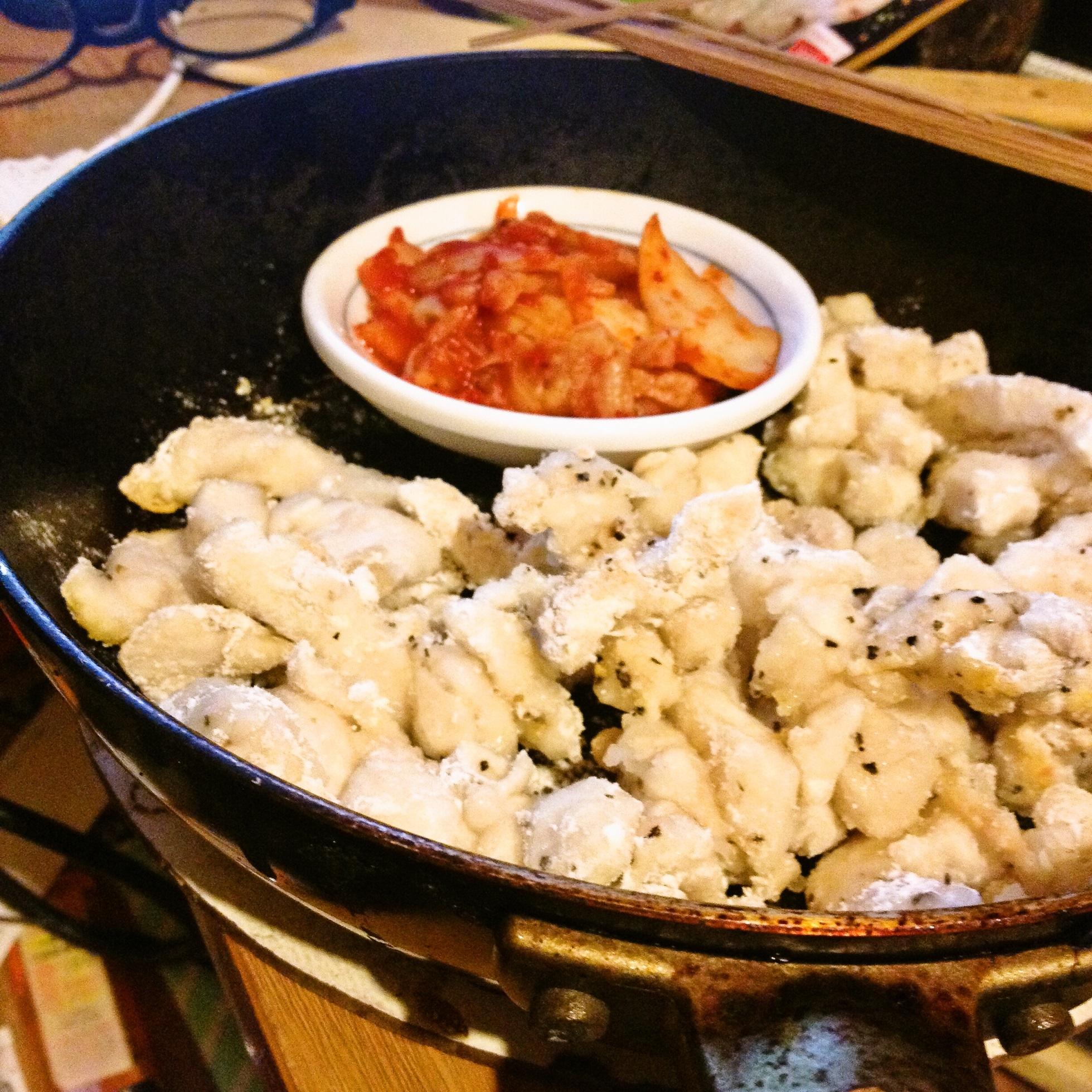 鶏胸肉焼き