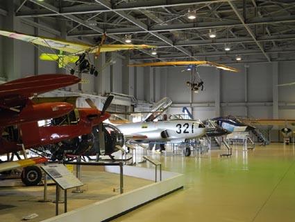 4小松の航空博物館