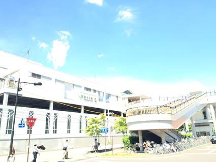 快晴の軽井沢