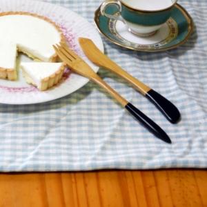 吉野杉のフォークとナイフ