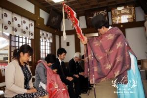 神社 お宮参り 小倉北区