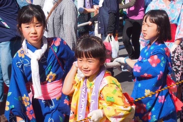 愛知県清須市 尾張西枇杷島まつり