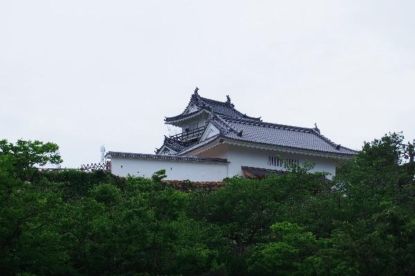 徳川家康が17年間在城した浜松城