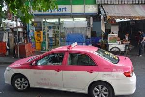 A Bangkok Scene