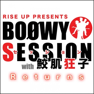 BOØWY Session with 鮫肌狂子 Returns
