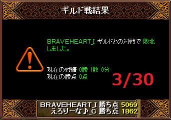 330えろりなBRAVEHEART