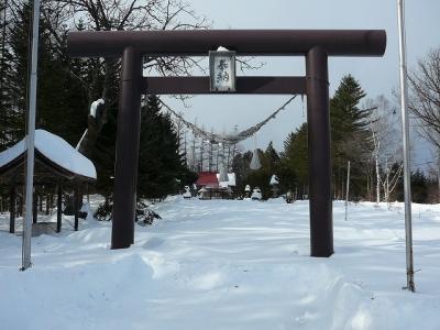 上美生神社