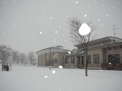 雪が降る~