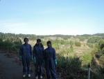 中学生の農業体験