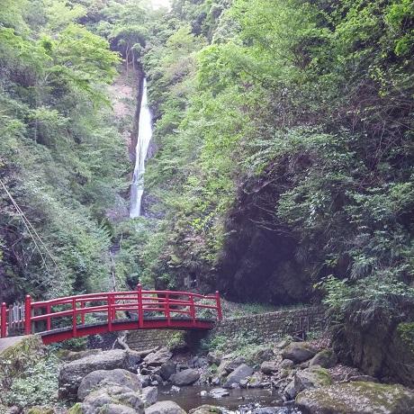 洒水の滝6