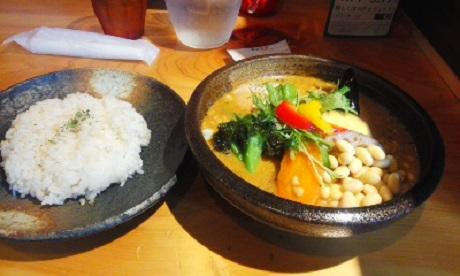 松田スープカレー