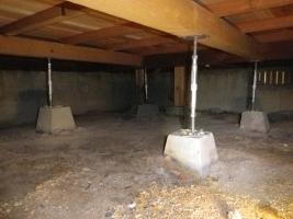 リホーム後の床下調査