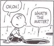 シュローダー_ピアノ(11)あ、雨だ