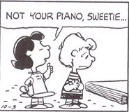 シュローダー_ピアノ(7)ピアノじゃないわよ、アナタ