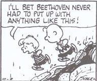 シュローダー_ピアノ(16)こんな仕打ちにはベートーヴェンだって耐えられなかっただろう!