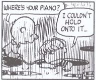シュローダー_ピアノ(14)ピアノは? 手が届かなかった
