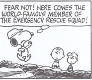 シュローダー_ピアノ(18)世界的に有名なレスキュー隊員が現場に到着したところ