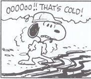 シュローダー_ピアノ(19)こりゃー 寒すぎる