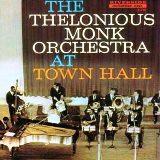 タウン・ホールのセロニアス・モンク。オーケストラ