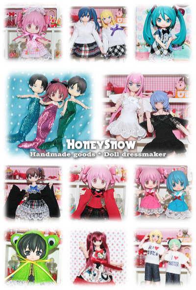 3/8 アイドール43 【HoneySnow】 F01-03