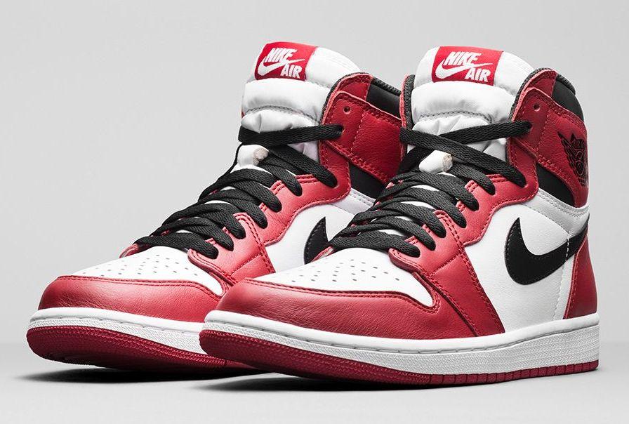 Air Jordan 1 Chicago 札幌 Pour Pc De Instagram