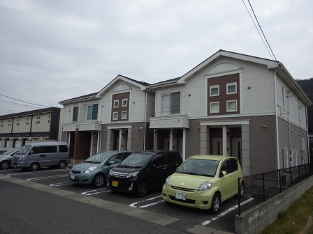 津山アパート